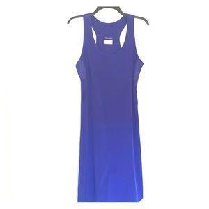 Columbia dry fit Razorback summer dress purple EUC